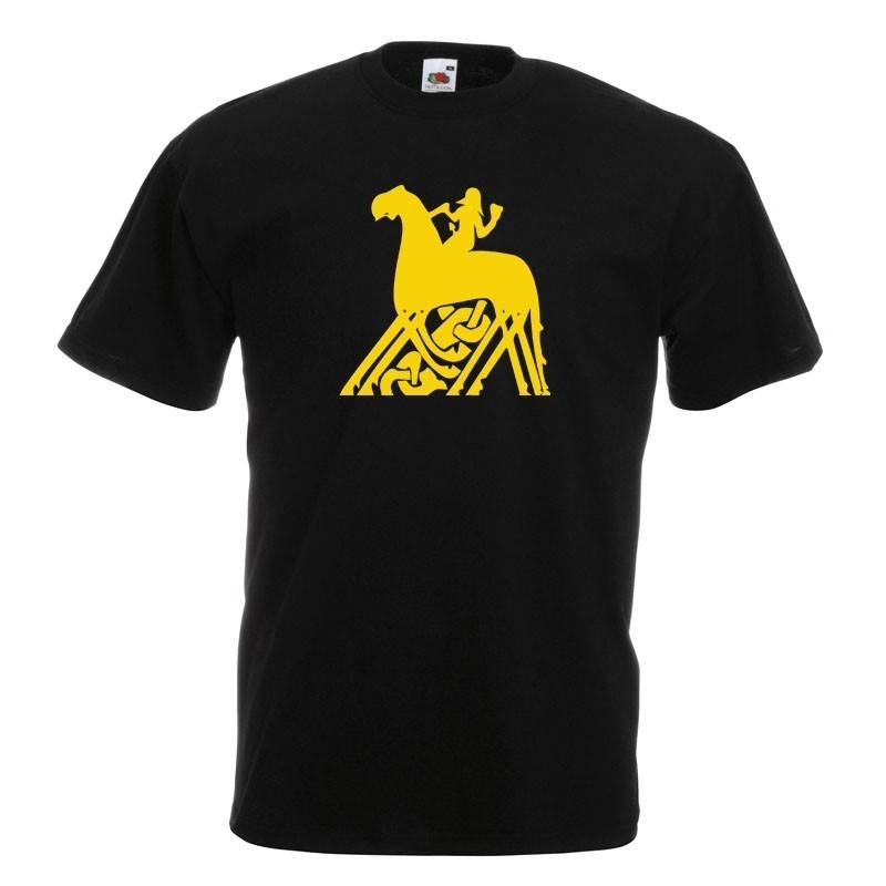 Odin At Valhalla T Shirt Tee Designs From Ancient Art Odin